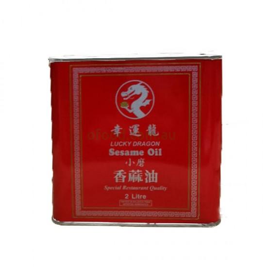 Lucky Dragon Sesame Oil 2kg