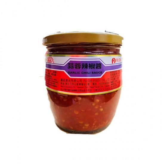 Fuchi Garlic Chilli Sauce 400g