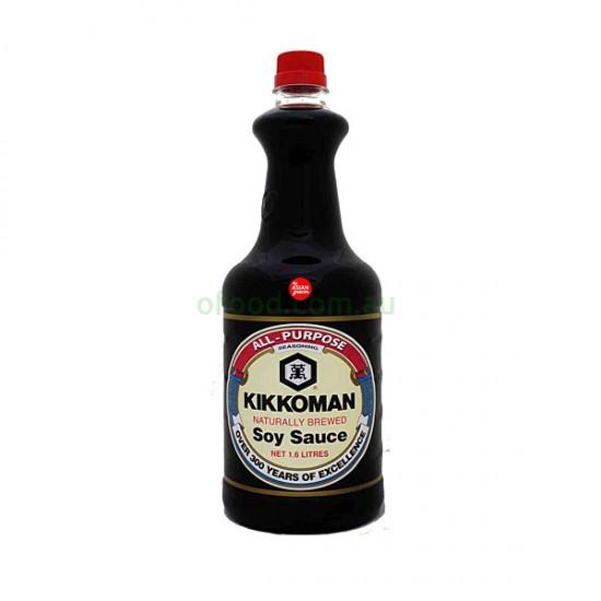 Kikkoman Soy Sauce 1.6 Litres