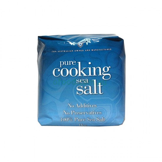 Pure Cooking Sea Salt Per Kg
